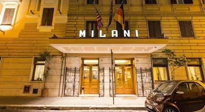 Foto Milani *** Rome