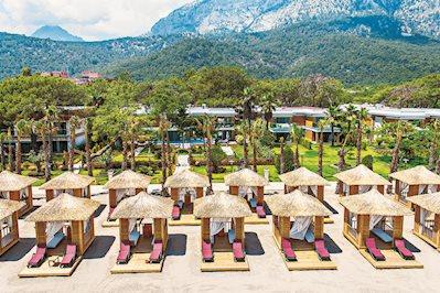Foto Nirvana Mediterranean Excellence ***** Kemer