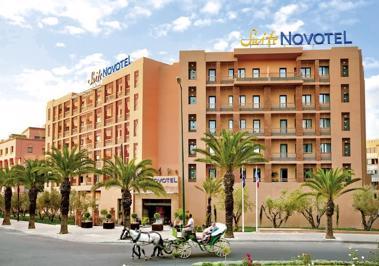 Novotel Marrakech