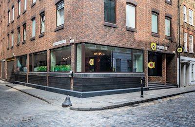 Foto Point A London Liverpool Street *** Londen