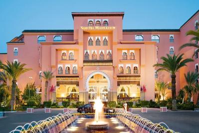 Foto Sofitel Palais Imperial ***** Marrakech