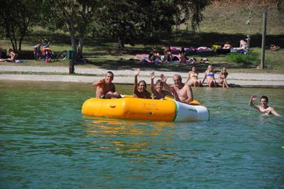 Foto Domaine Les trois Lacs du Soleil **** Trept