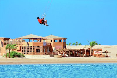 Foto The Breakers Diving en Surfing Lodge **** Soma Bay