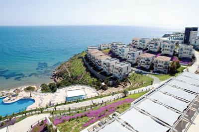 Aria Claros Beach