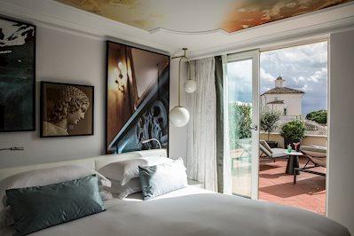 Foto Sofitel Rome Villa Borghese ***** Rome