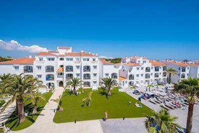 Foto Carema Beach Menorca *** Cala n Bosch