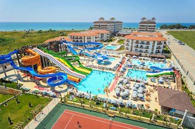 Foto Eftalia Aqua Resort **** Alanya