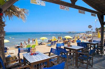 Foto Aeolos Beach ** Malia