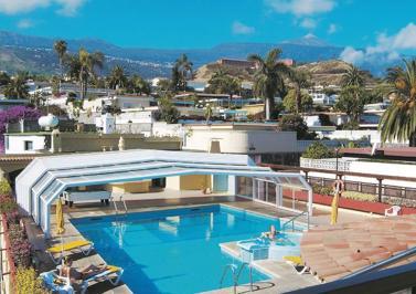 Foto Perla Tenerife *** Puerto de la Cruz