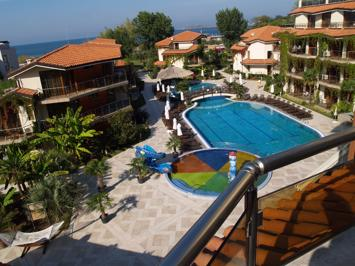 Foto Laguna Beach Resort **** Sozopol