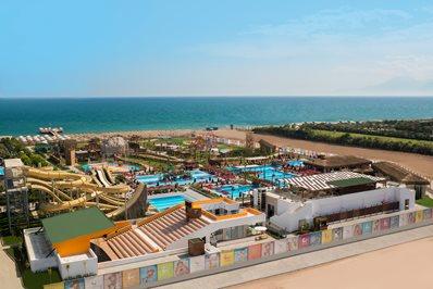 Foto Aska Lara Resort en Spa ***** Lara