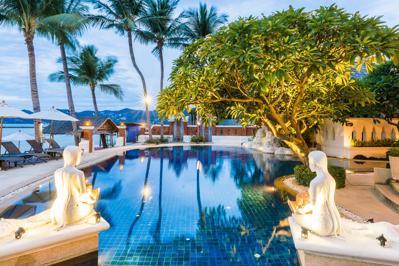 Foto Dara Samui Beach Resort en Spa Villa ***** Chaweng Beach