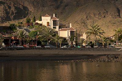 Foto Baja del Secreto ** Valle Gran Rey