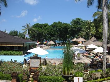 The Jayakarta Bali Beach Resort Residence en Spa