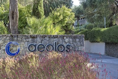 Foto Aeolos Beach Resort **** Perama