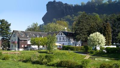 Panorama Lilienstein