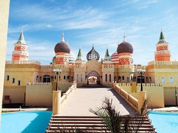 Foto Pickalbatros Aqua Blu Resort **** Sharm el Sheikh