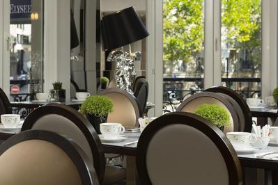 Foto Best Western Plaza Elysees ***** Parijs