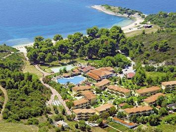Foto Holiday Club Poseidon Village Sithonia **** Neo Marmara