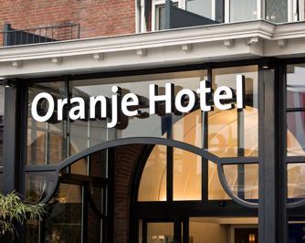 Foto Oranje **** Leeuwarden