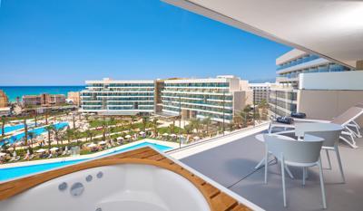 Foto Hipotels Playa De Palma Palace ***** Playa de Palma