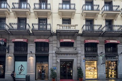 Foto Petit Palace Preciados *** Madrid