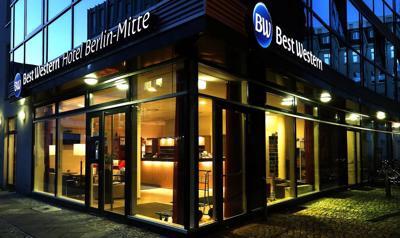 Foto Best Western Berlin Mitte *** Berlijn
