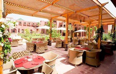 Foto Palm Plaza ***** Marrakech