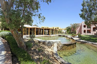 Foto The Three Corners Rihana Resort Deluxe **** El Gouna