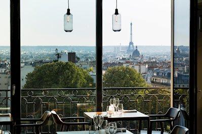 Foto Terrass **** Parijs