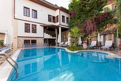 Foto Dogan **** Antalya