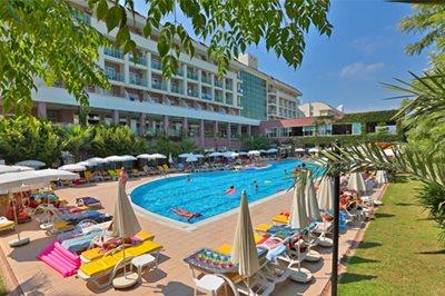 Foto Primasol Telatiye Resort ***** Alanya