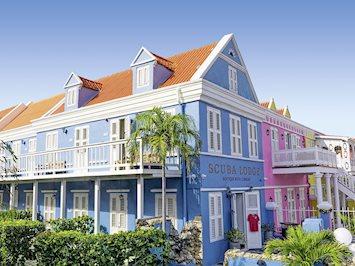 Foto Scuba Lodge Boutique en Ocean Suites **** Willemstad