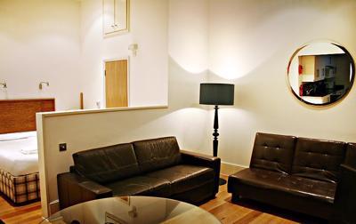 Foto Hyde Park Suites *** Londen