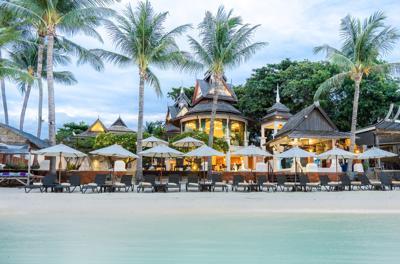 Dara Samui Beach Resort en Spa Villa