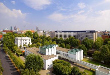 Foto Sheraton Berlin Grand Esplanade ***** Berlijn