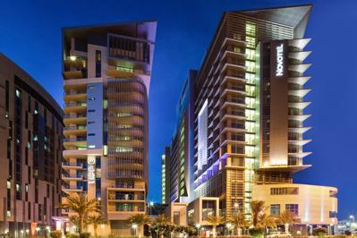 Foto Novotel Al Bustan **** Abu Dhabi