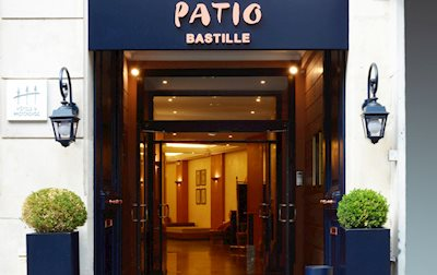 Le Patio Bastille