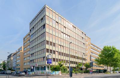 A en O Frankfurt Galluswarte