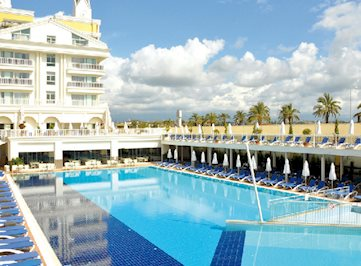 Foto Dream World Resort en Spa ***** Side