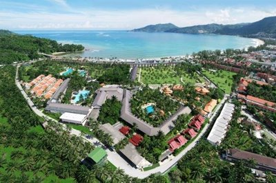 Foto Duangjitt Resort **** Patong Beach