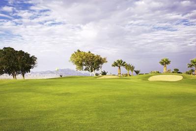 Foto La Residence des Cascades Golf en Thalasso Center ***** Soma Bay