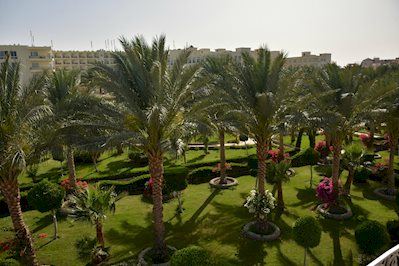 Foto Hawaii Le Jardin Aqua Resort **** Hurghada