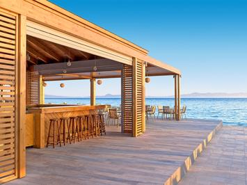 Foto Avra Beach Resort en Bungalows **** Ixia