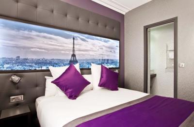 Foto Best Western Nouvel Orleans Montparnasse **** Parijs