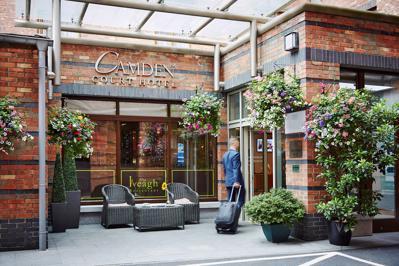 Foto Camden Court *** Dublin