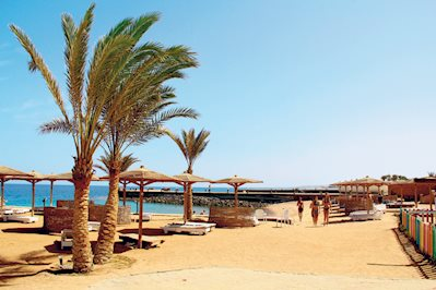 Foto Palm Beach Resort **** Hurghada