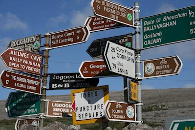 Foto Burren Way Cottages *** Bell Harbour