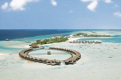 Olhuveli Beach en Spa Resort