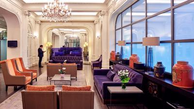 Foto Holiday Inn Bastille **** Parijs